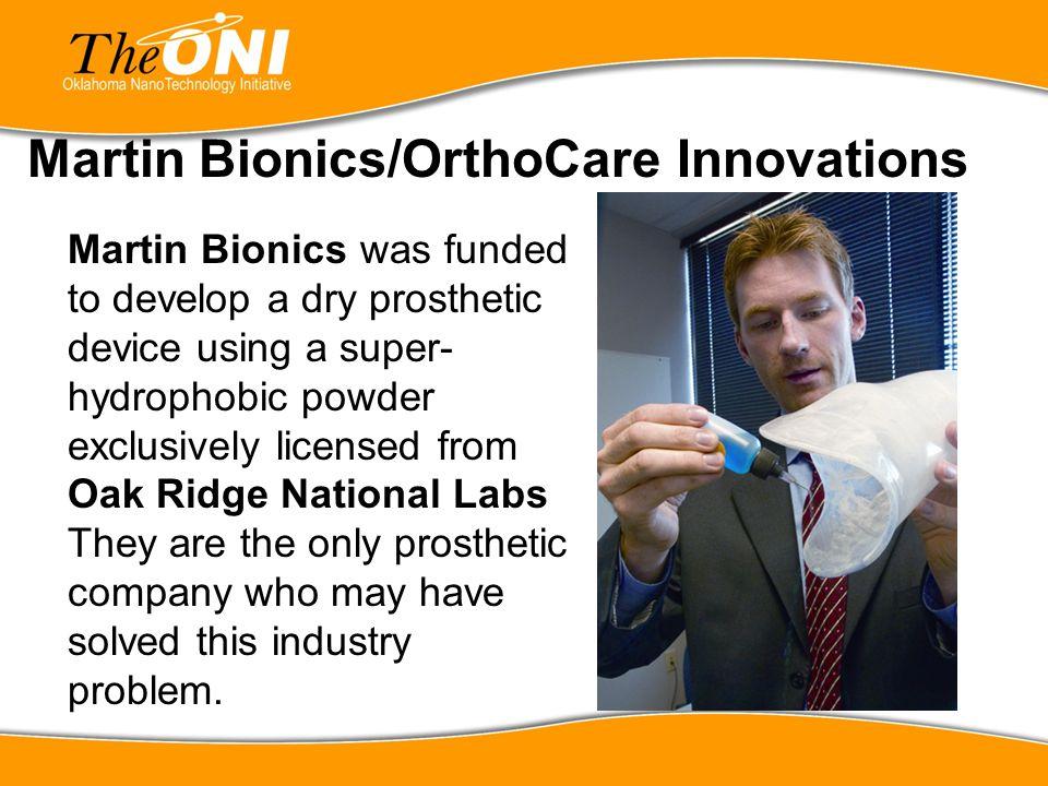 Martin Bionics/OrthoCare Innovations