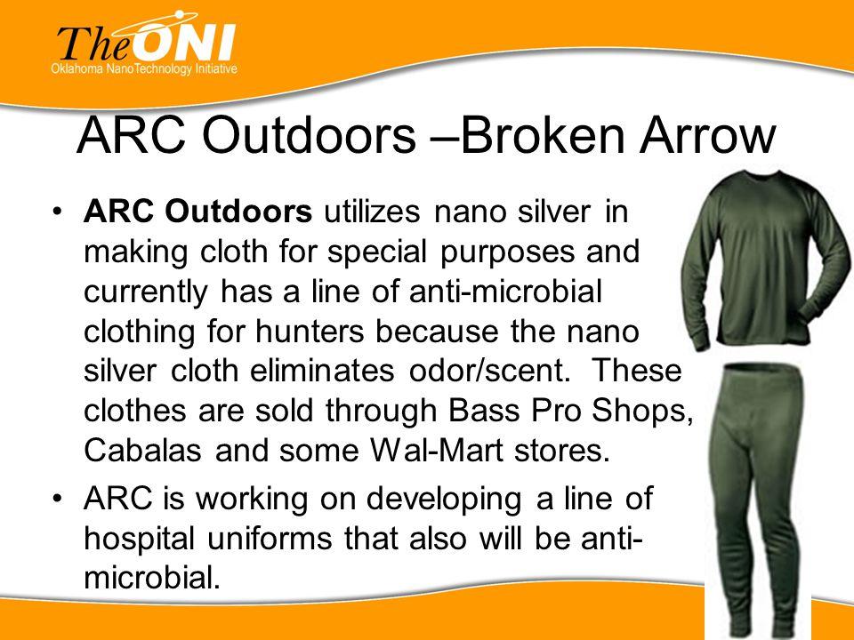 ARC Outdoors –Broken Arrow
