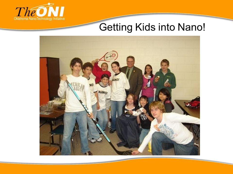 Getting Kids into Nano!