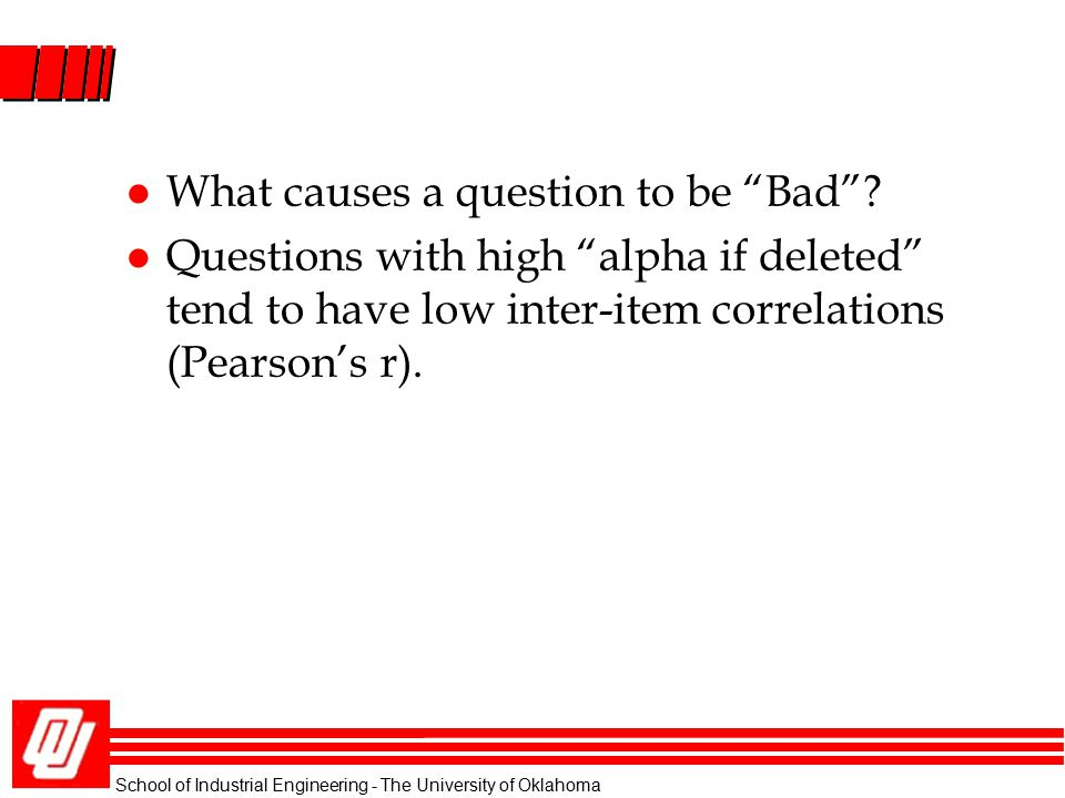 What causes a question to be Bad