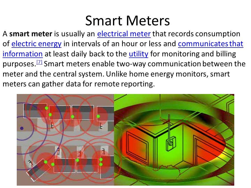 types of energy meters pdf