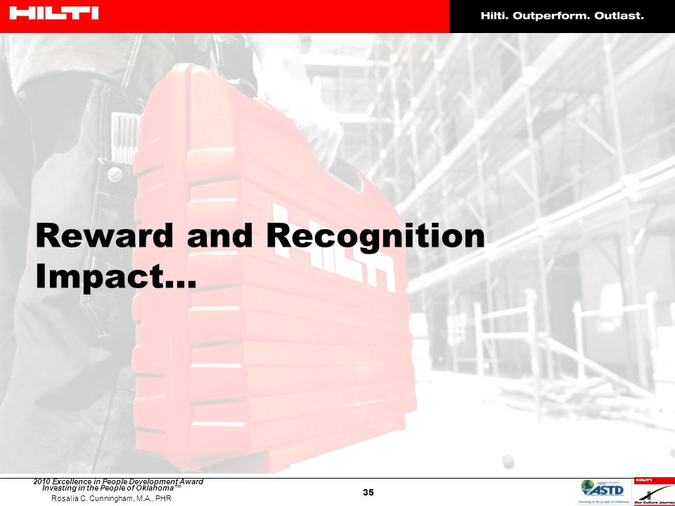 Reward and Recognition Impact…