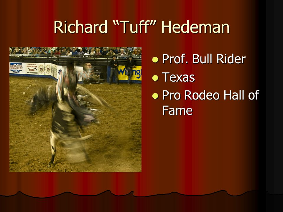 Richard Tuff Hedeman