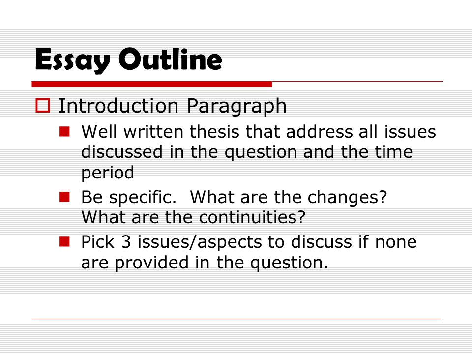 essay paragragh Here are simple formulas to write the 5-basic academic essay the 5-paragraph essay is a standard way to write most essays the 5-paragraph essay has an intr.
