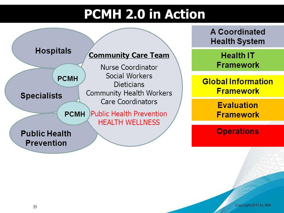 Global Information Framework Public Health Prevention