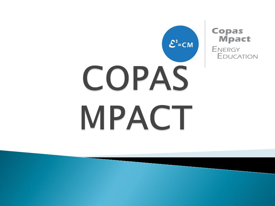COPAS MPACT