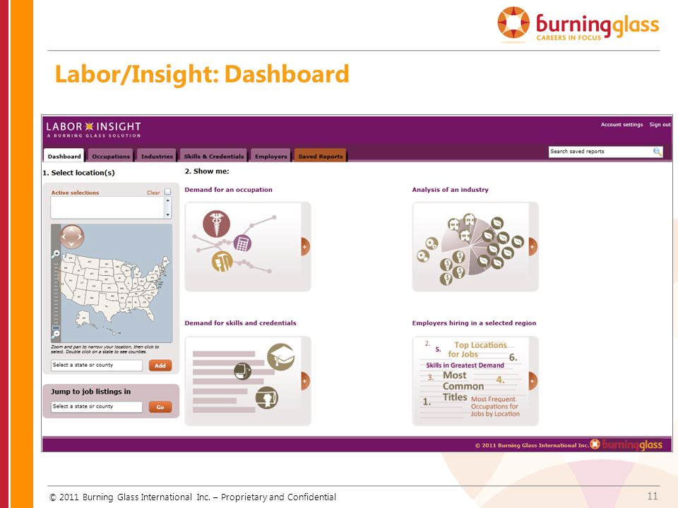 Labor/Insight: Dashboard
