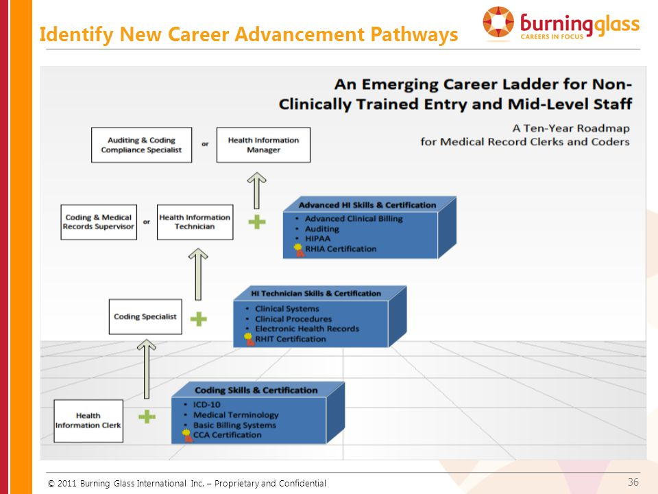 Identify New Career Advancement Pathways