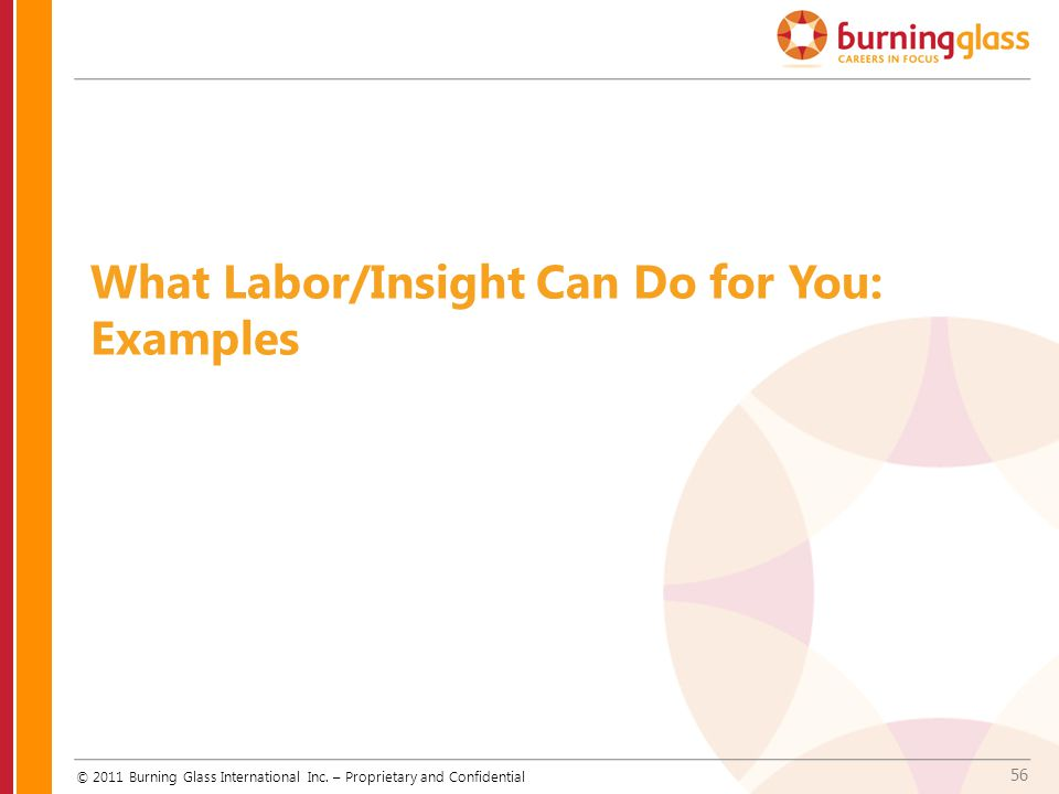 What Labor/Insight Can Do for You: Examples