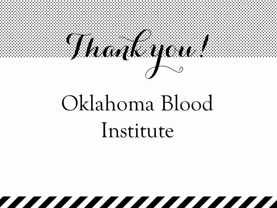 Oklahoma Blood Institute