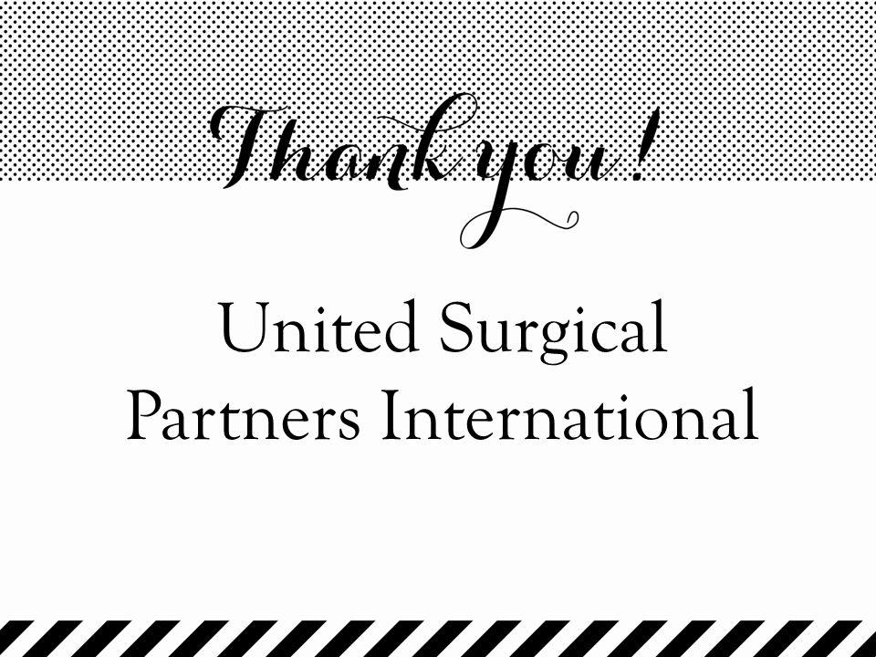United Surgical Partners International