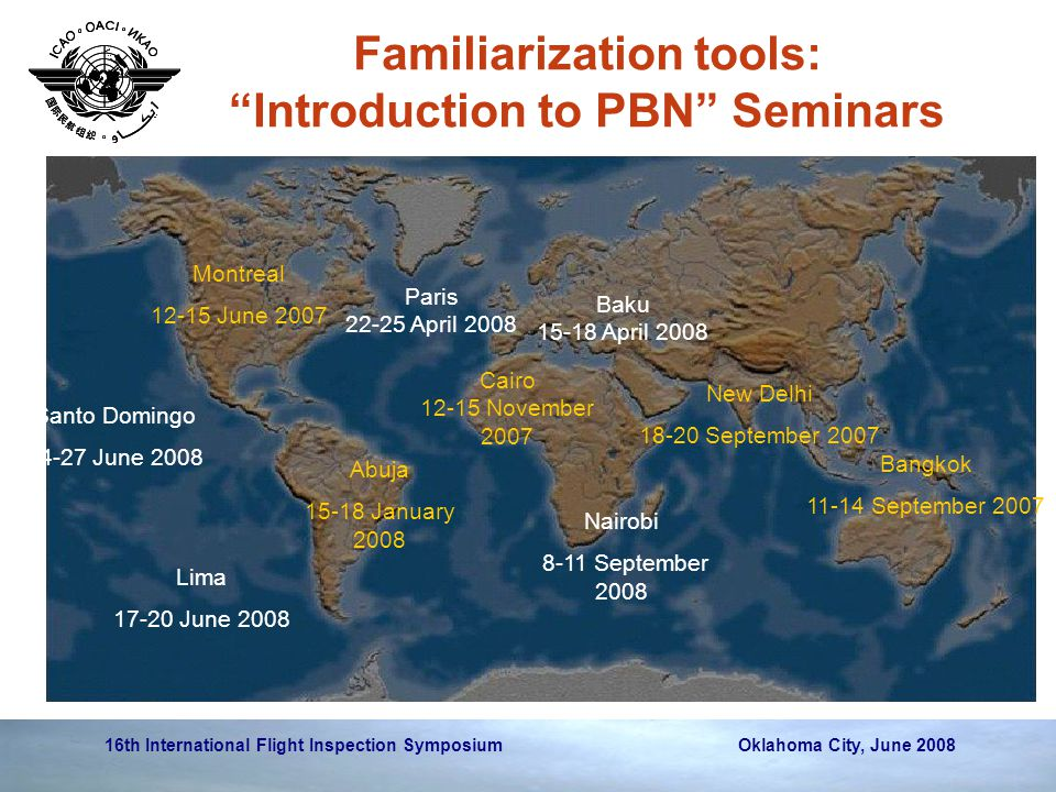 Familiarization tools: Introduction to PBN Seminars