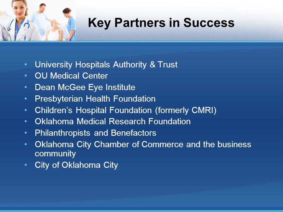 Key Partners in Success