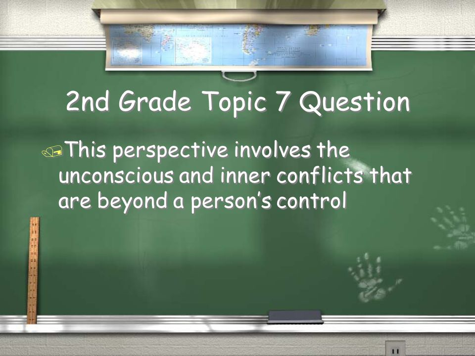2nd Grade Topic 7 Question