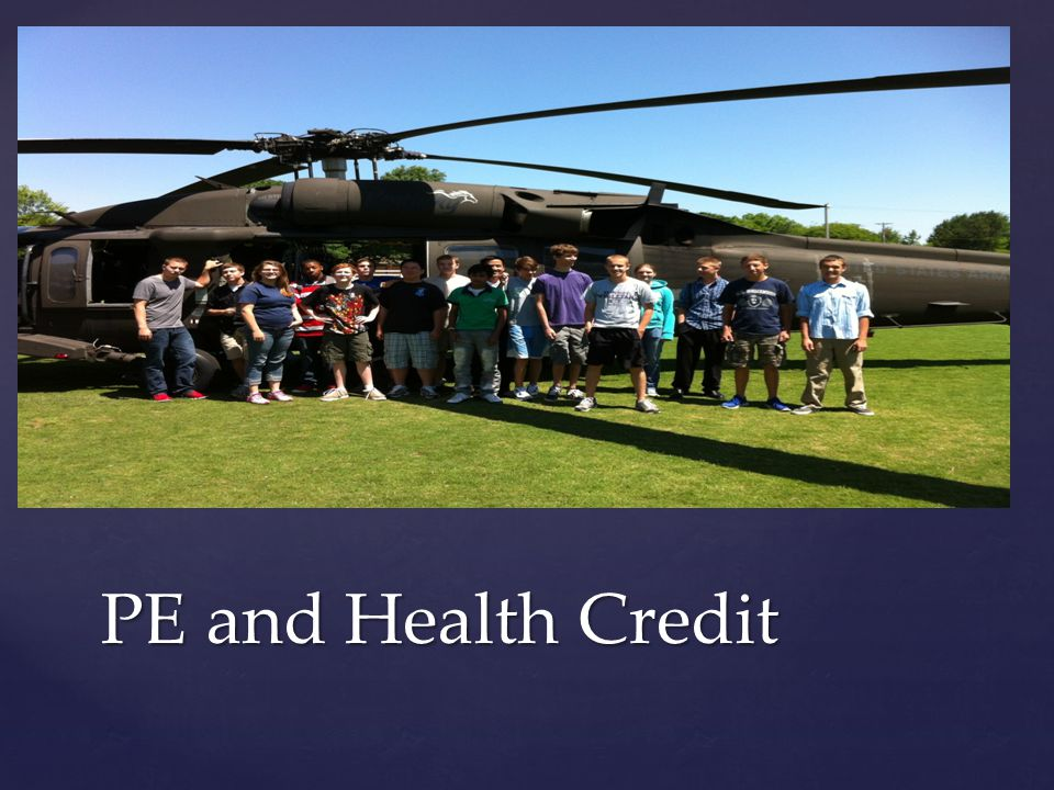PE and Health Credit