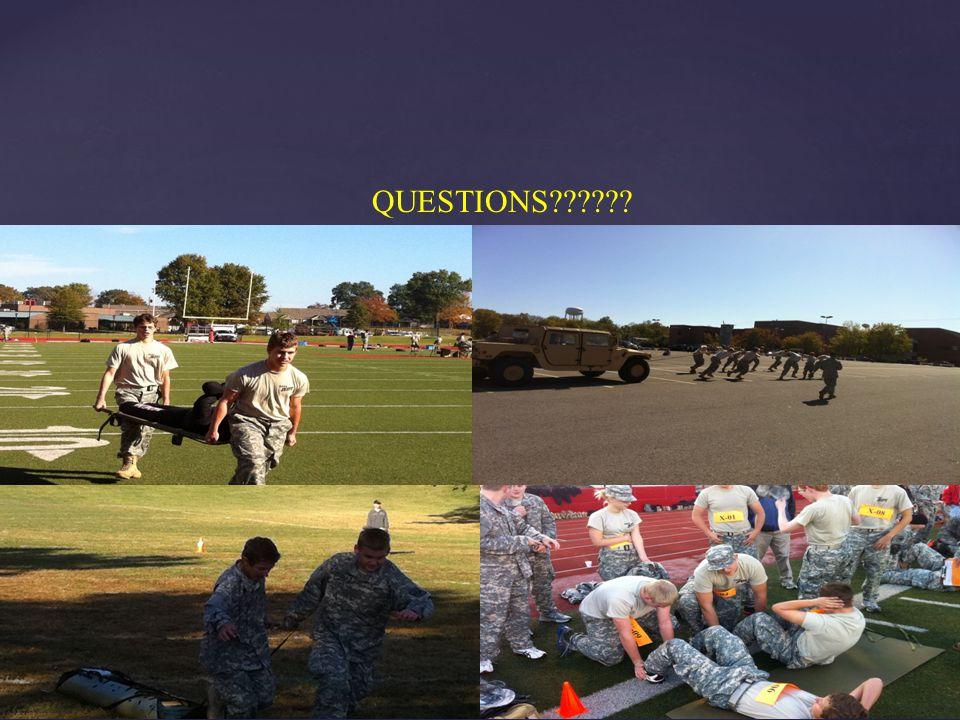 QUESTIONS BGHS JROTC