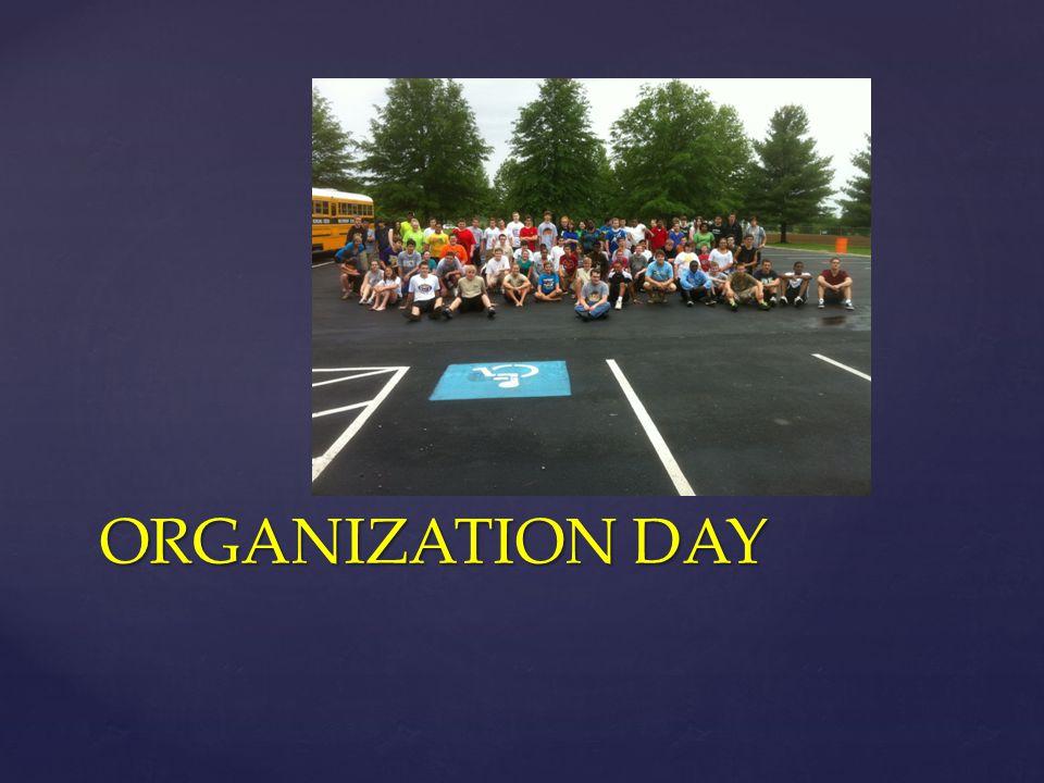 ORGANIZATION DAY
