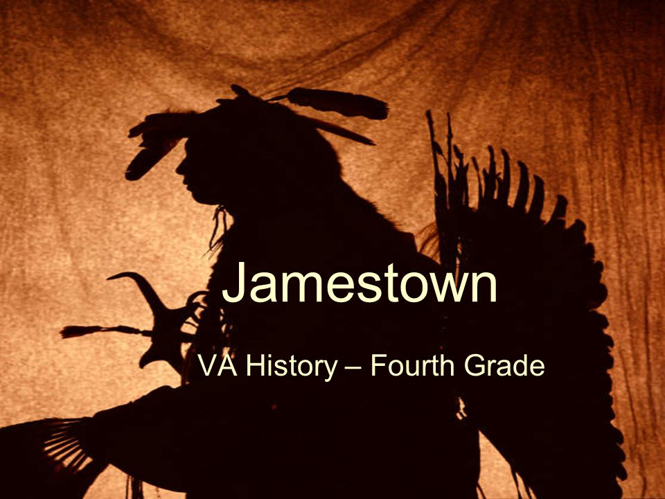 VA History – Fourth Grade