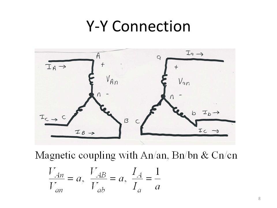 Y-Y Connection