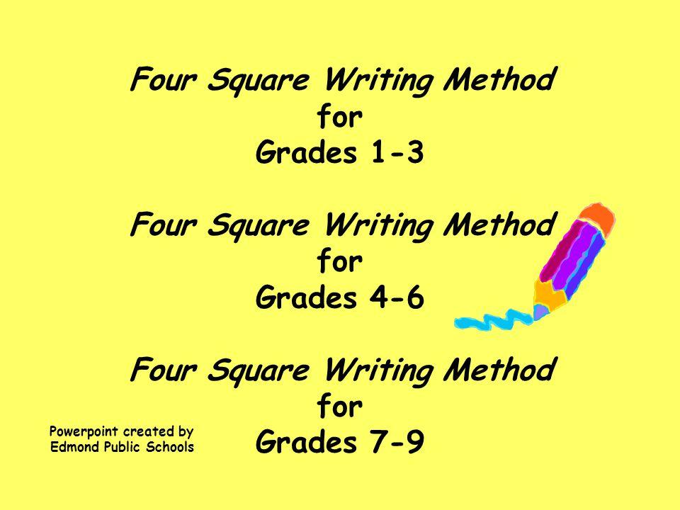 Powerpoint created by Edmond Public Schools