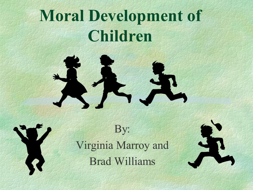 a research on moral development by lawrence kohlberg Kohlbergs stages of moral development research papers discuss lawrence kohlberg's theory that explains the growth of moral development in children.
