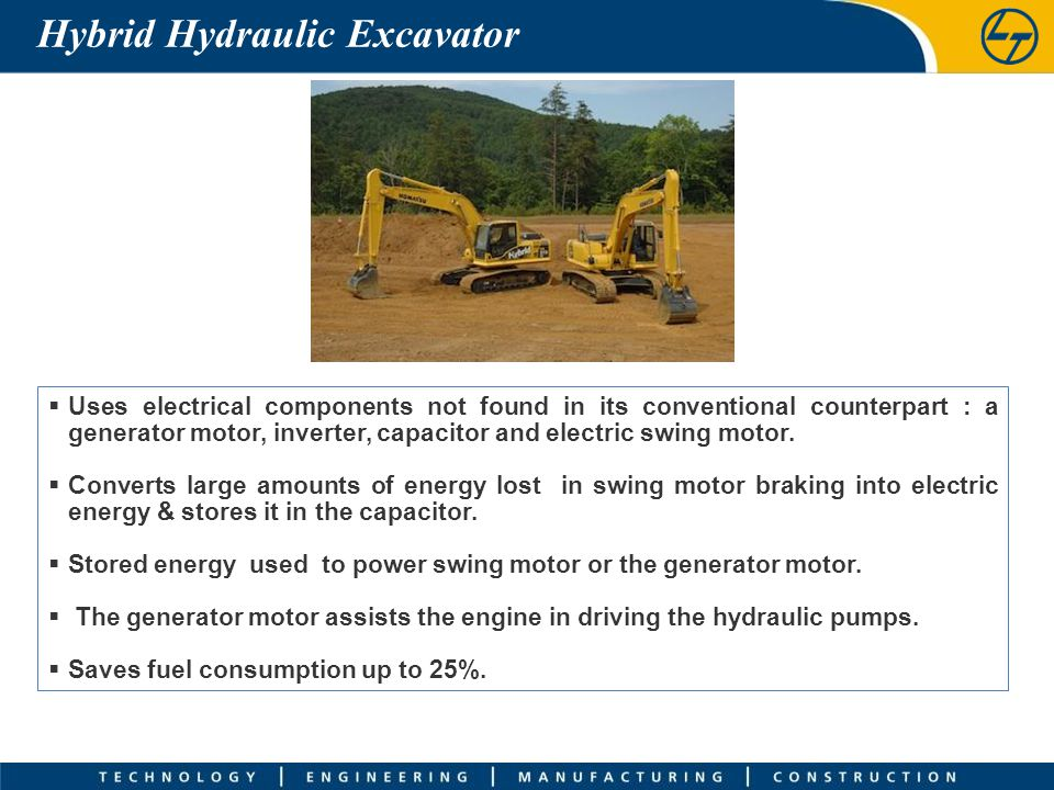 Opencast mining equipment technology trends ppt video for What is found in a generator and motor