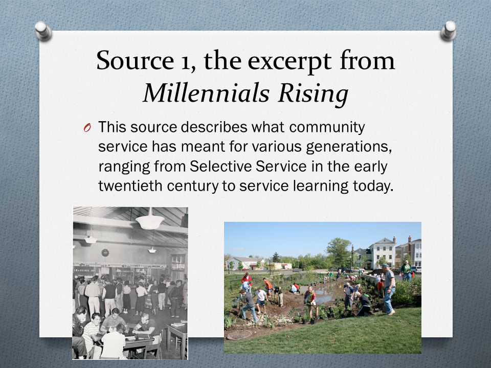 community service mandatory or voluntary essay