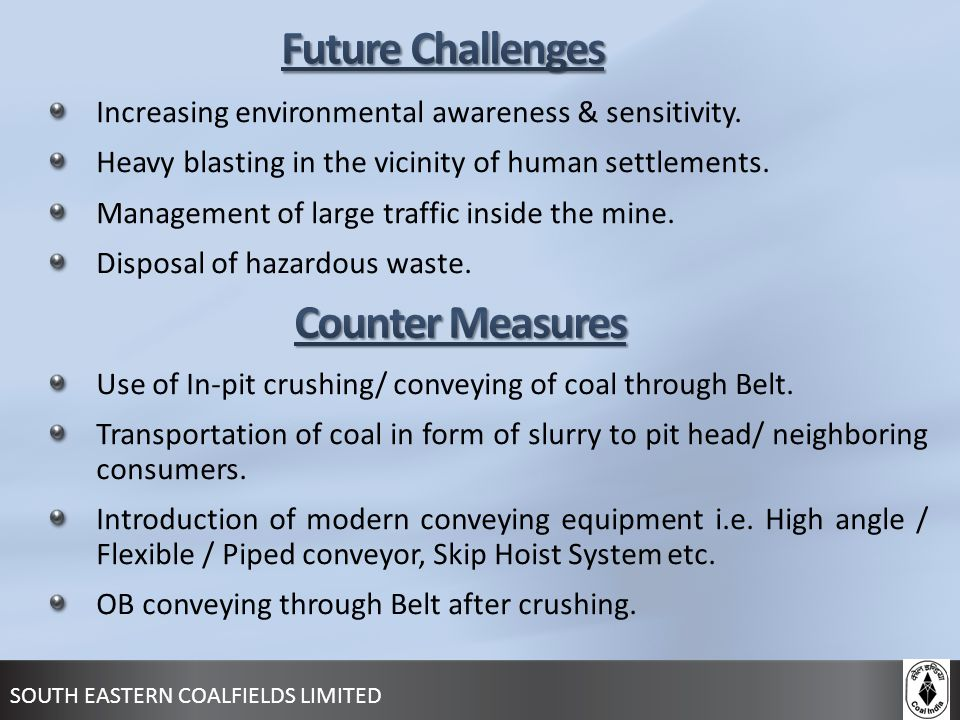 Future Challenges Counter Measures