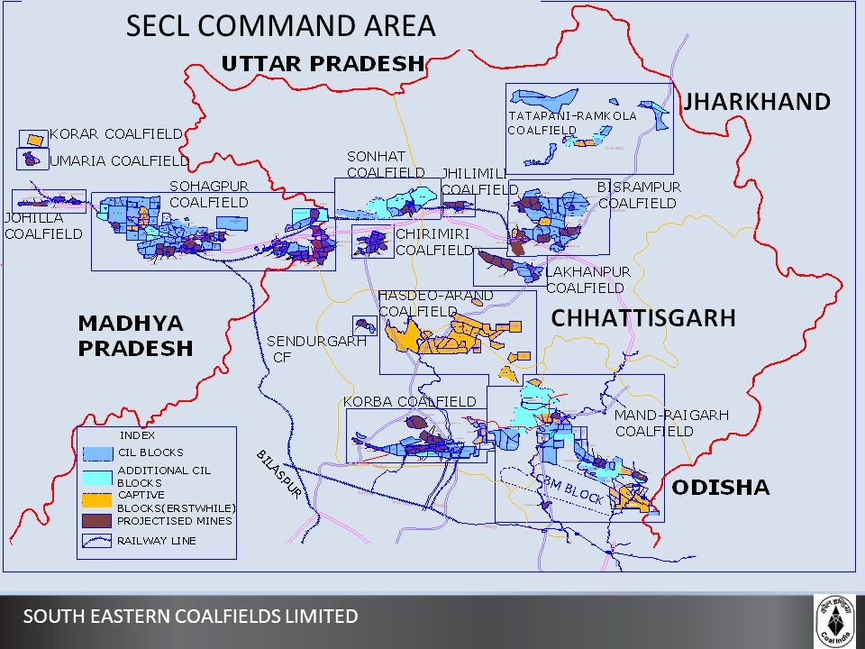 SECL COMMAND AREA