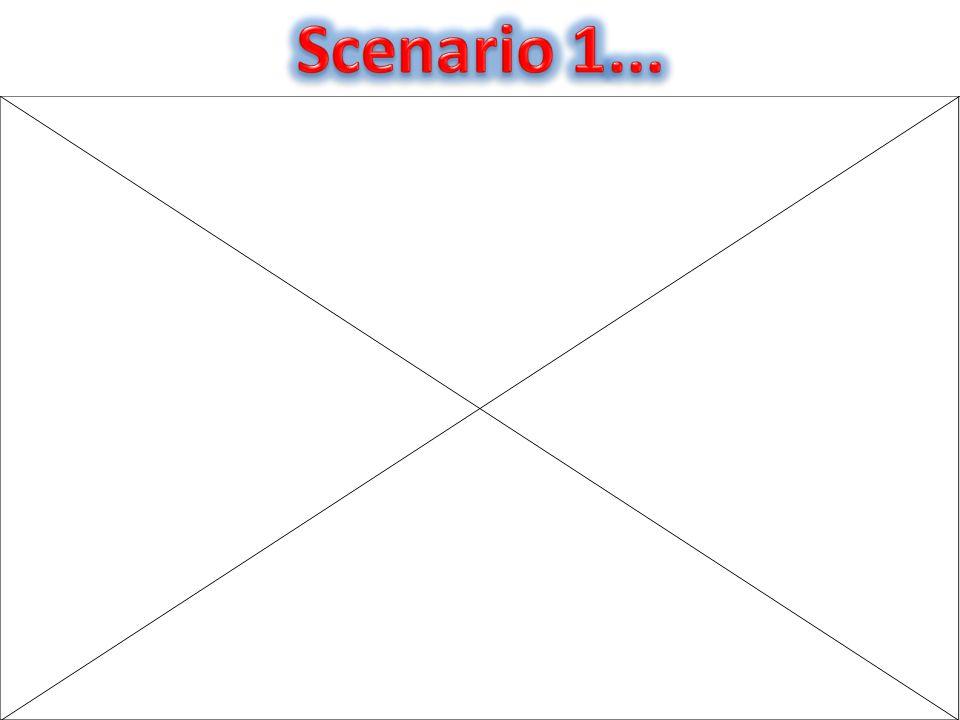 Scenario 1...