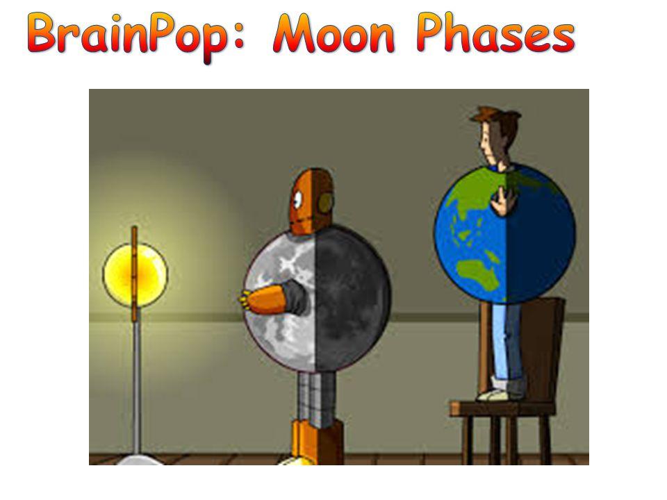 BrainPop: Moon Phases