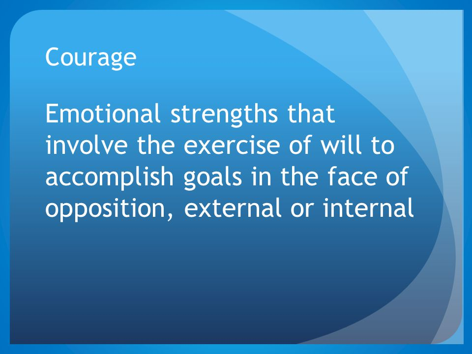 emotional courage Emotional agility get unstuck, embrace change, and thrive in work and life  have the insight and courage to recognize when these goals are not serving us, and .