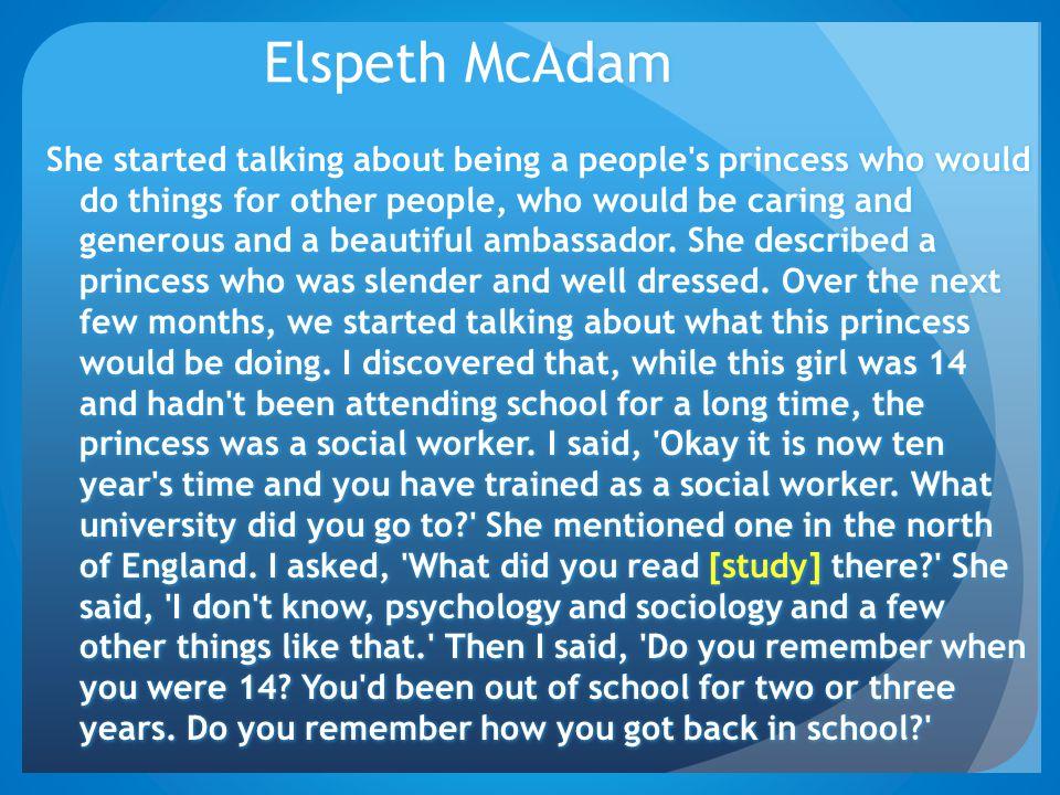 Elspeth McAdam