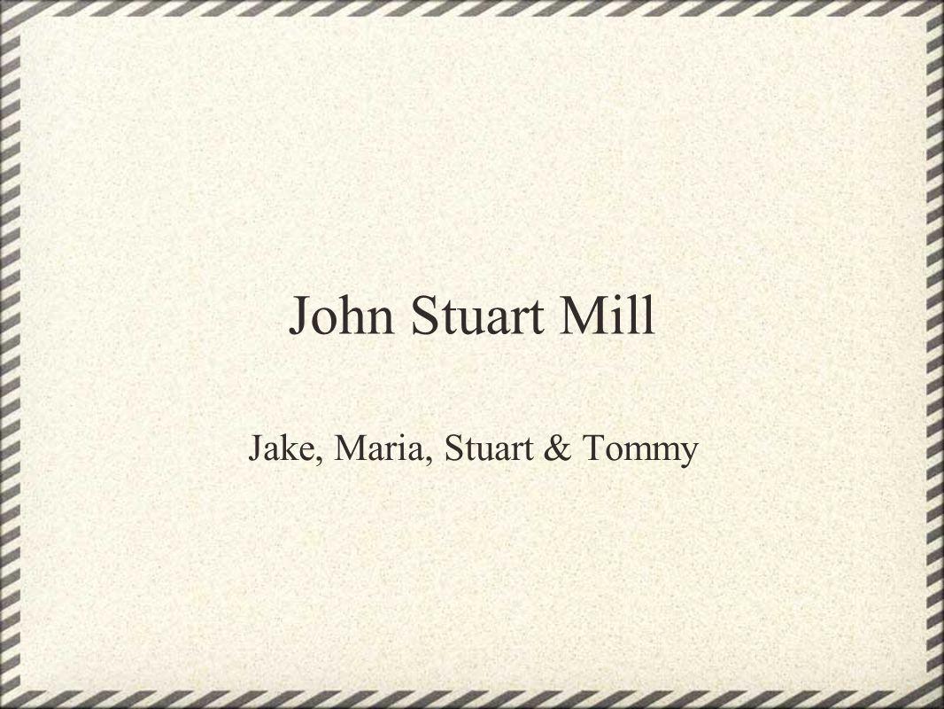 Jake, Maria, Stuart & Tommy