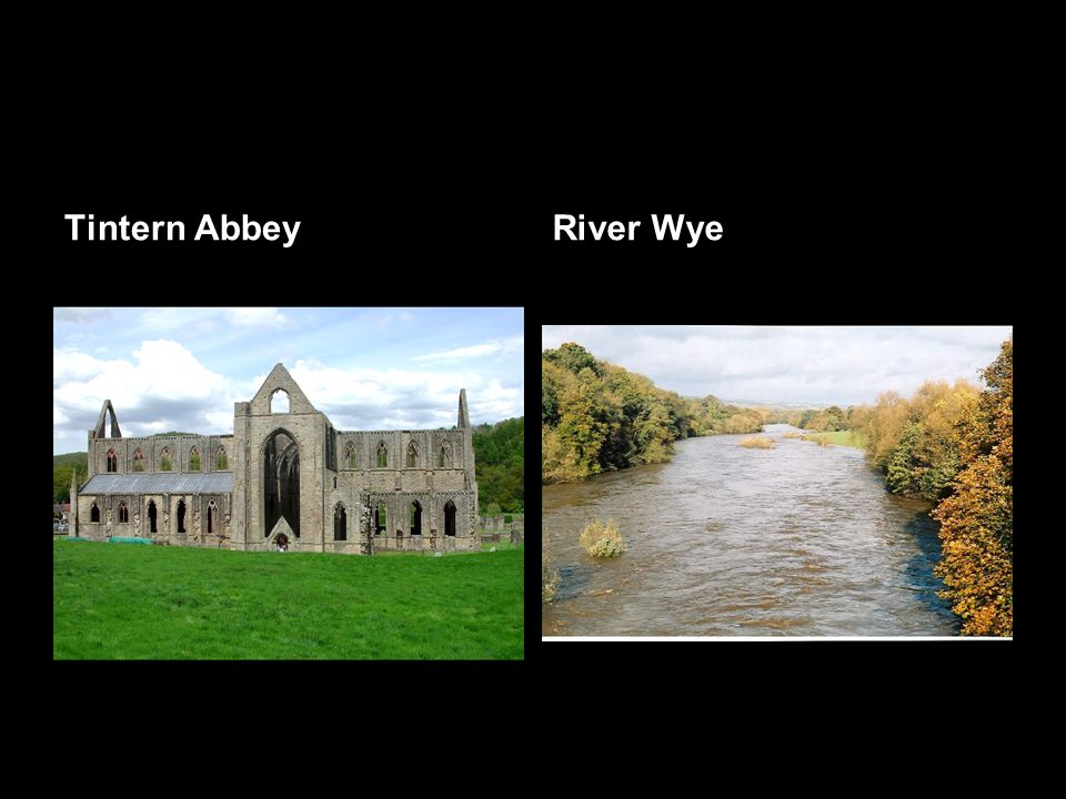 Tintern Abbey River Wye