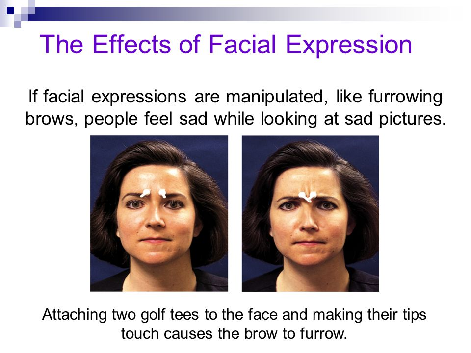 The Effects of Facial Expression