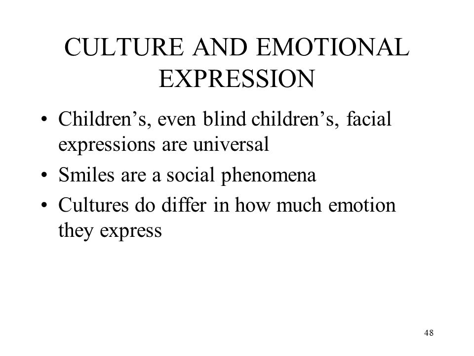 facial expressions of emotion of sighted and blind Below are some of the most common ways that deaf-blind people communicate  some signs and facial expressions may need to be modified (for example, signing not.