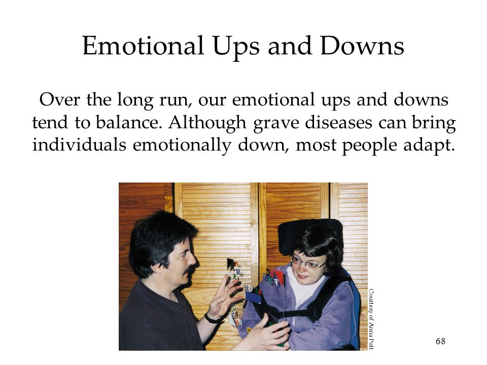 Emotional Ups and Downs