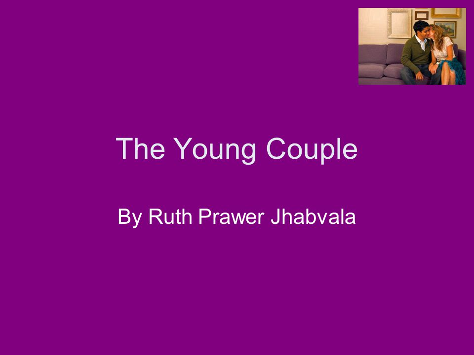 By Ruth Prawer Jhabvala