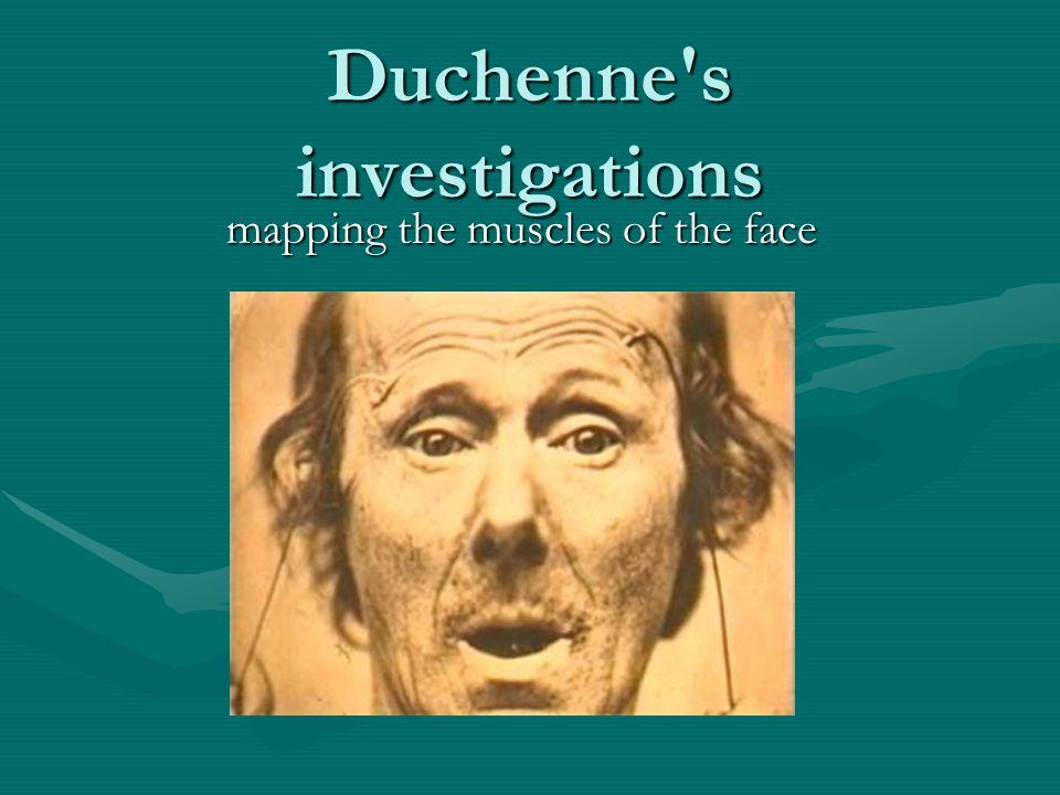 Duchenne s investigations