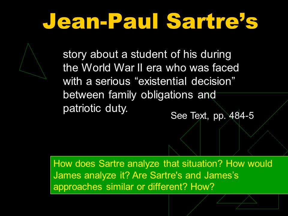 Jean-Paul Sartre's