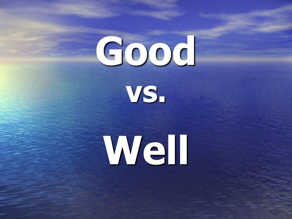 good vs goods There is a major difference between goods and services goods are basically objects or products services on the other hand are actions by people the difference between goods and services is based on tangibility.