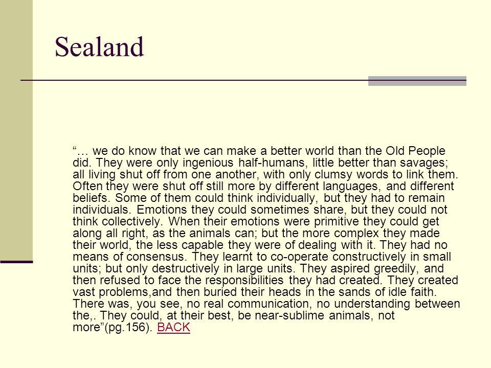 Sealand