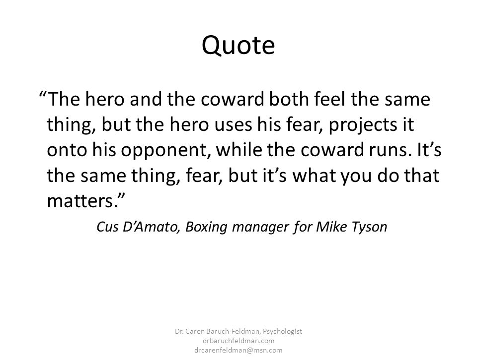 Cus D'Amato, Boxing manager for Mike Tyson
