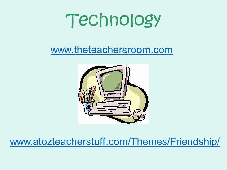 Technology www.theteachersroom.com