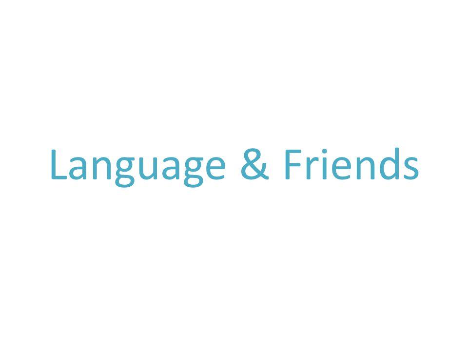 Language & Friends