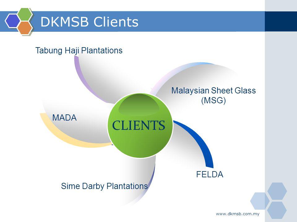 DKMSB Clients CLIENTS Tabung Haji Plantations Malaysian Sheet Glass