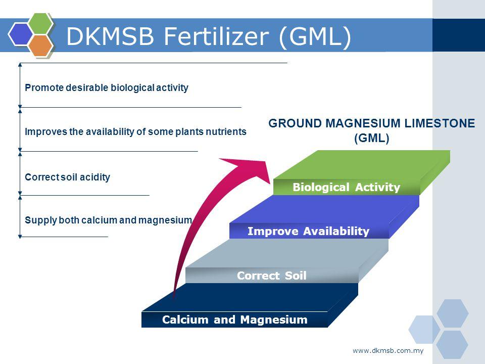 DKMSB Fertilizer (GML)