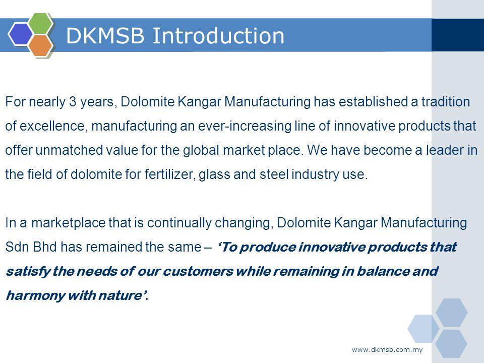 DKMSB Introduction
