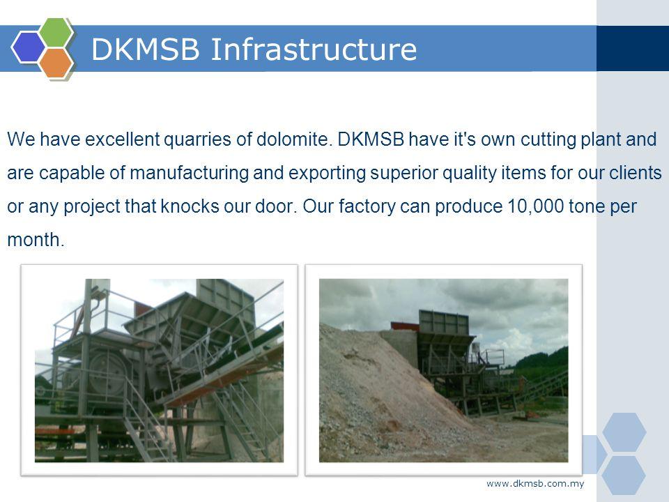 DKMSB Infrastructure